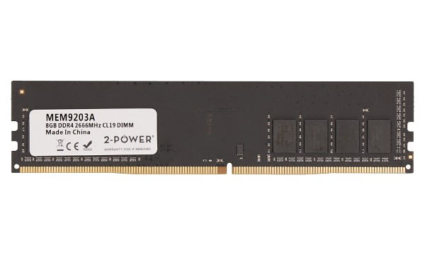 PowerEdge R830 8GB DDR4 2666MHz CL19 DIMM