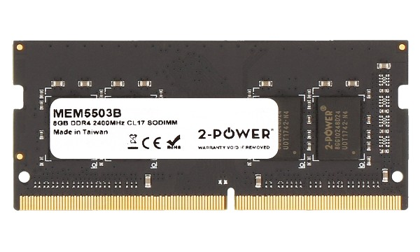 Pavilion Power 15-cb012ng 8GB DDR4 2400MHz CL17 SODIMM