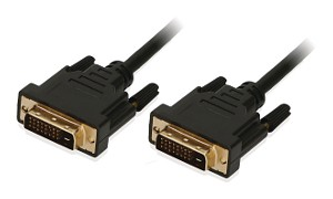 DVI to DVI Cable - 1 Metre