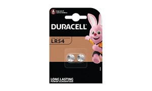 Duracell LR54 Knopfzelle
