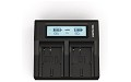 FV400 Canon BP-511 Dual Battery Charger